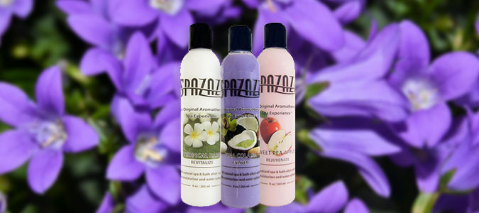 Spazazz Aromatherapy Products Visual List Item Image